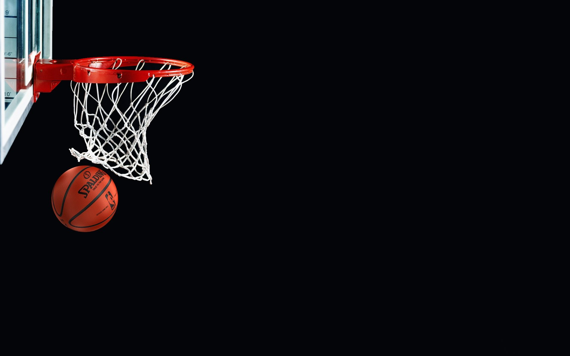 Basketball Themed Wallpaper