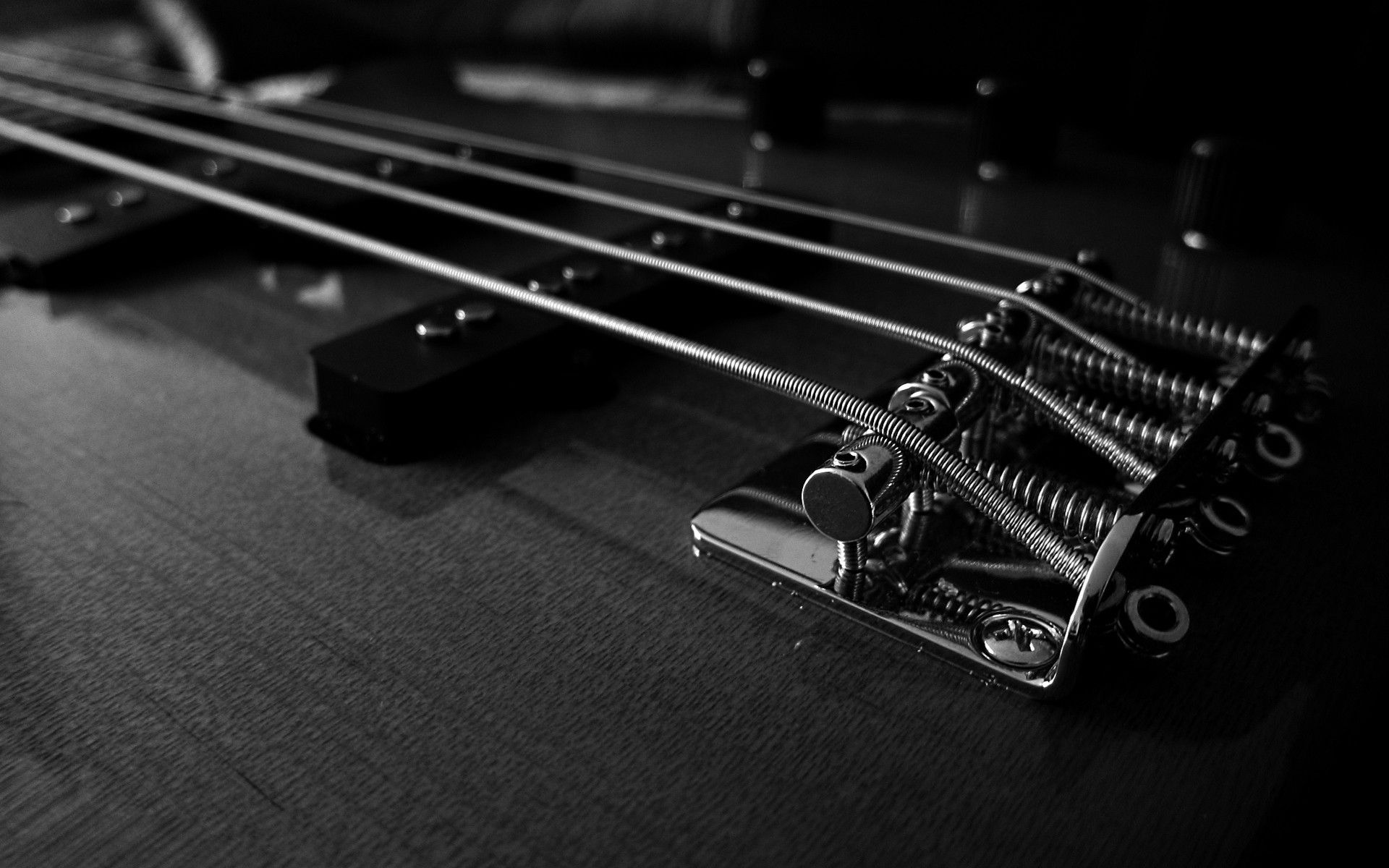 Bass Guitar HD Wallpaper
