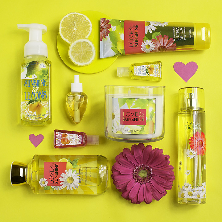Bath And Body Works Wallpaper
