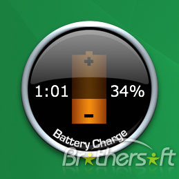Battery Meter Wallpaper