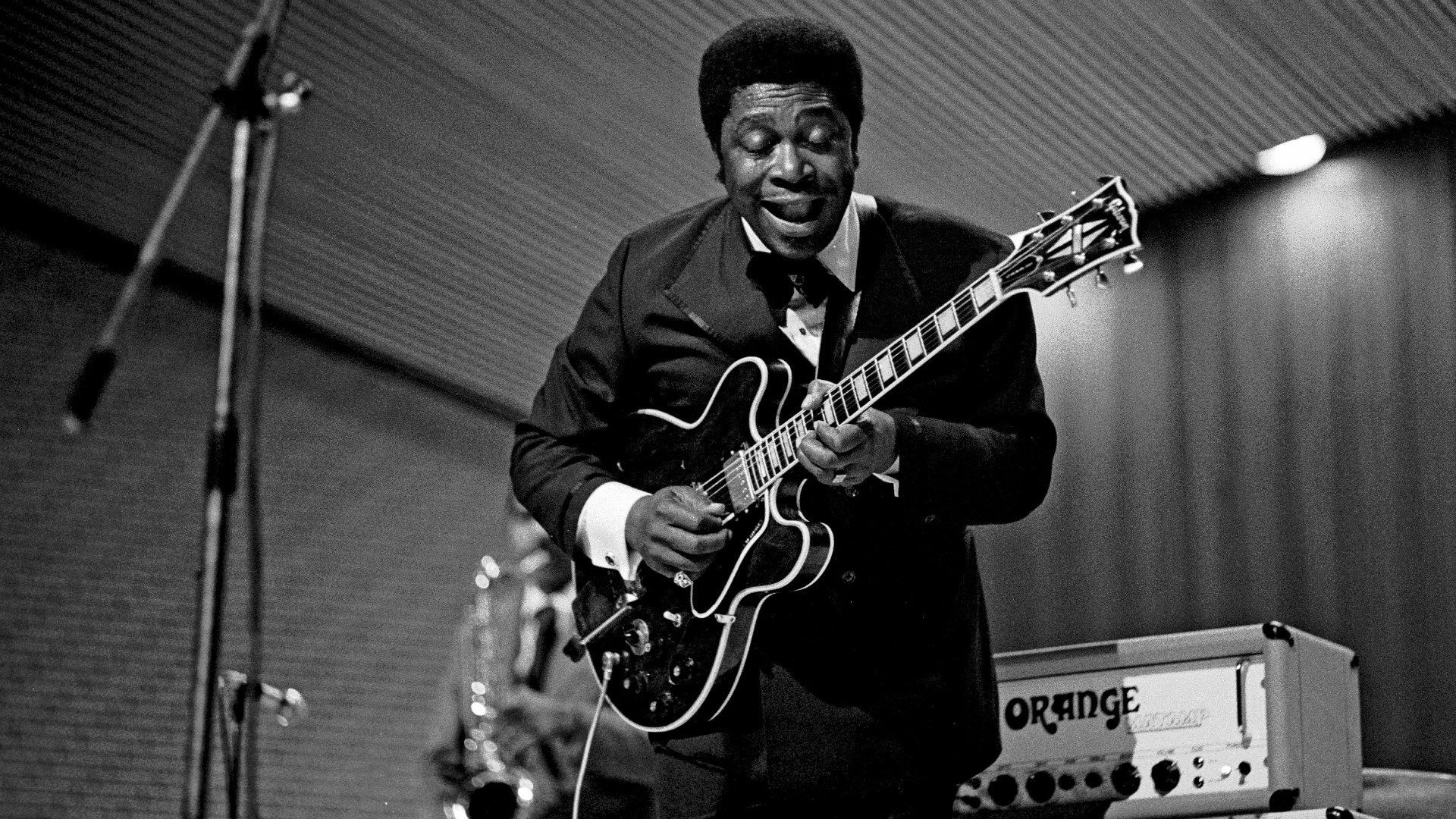 Bb King Wallpaper