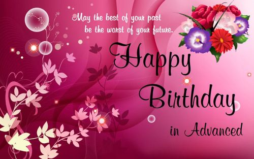Bday Wallpapers Download