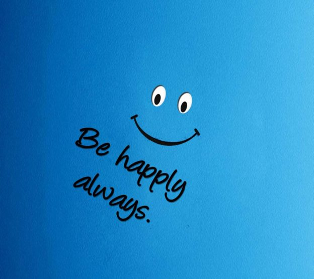 Be Happy Always Wallpaper