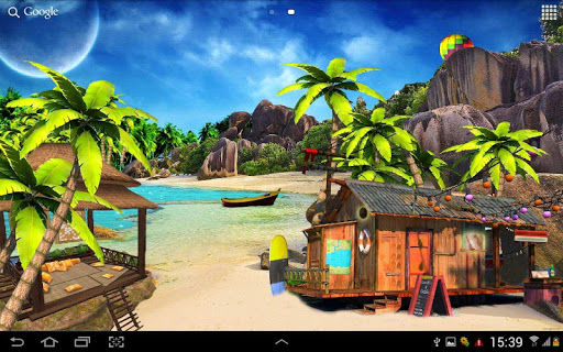 Beach Live Wallpaper Download
