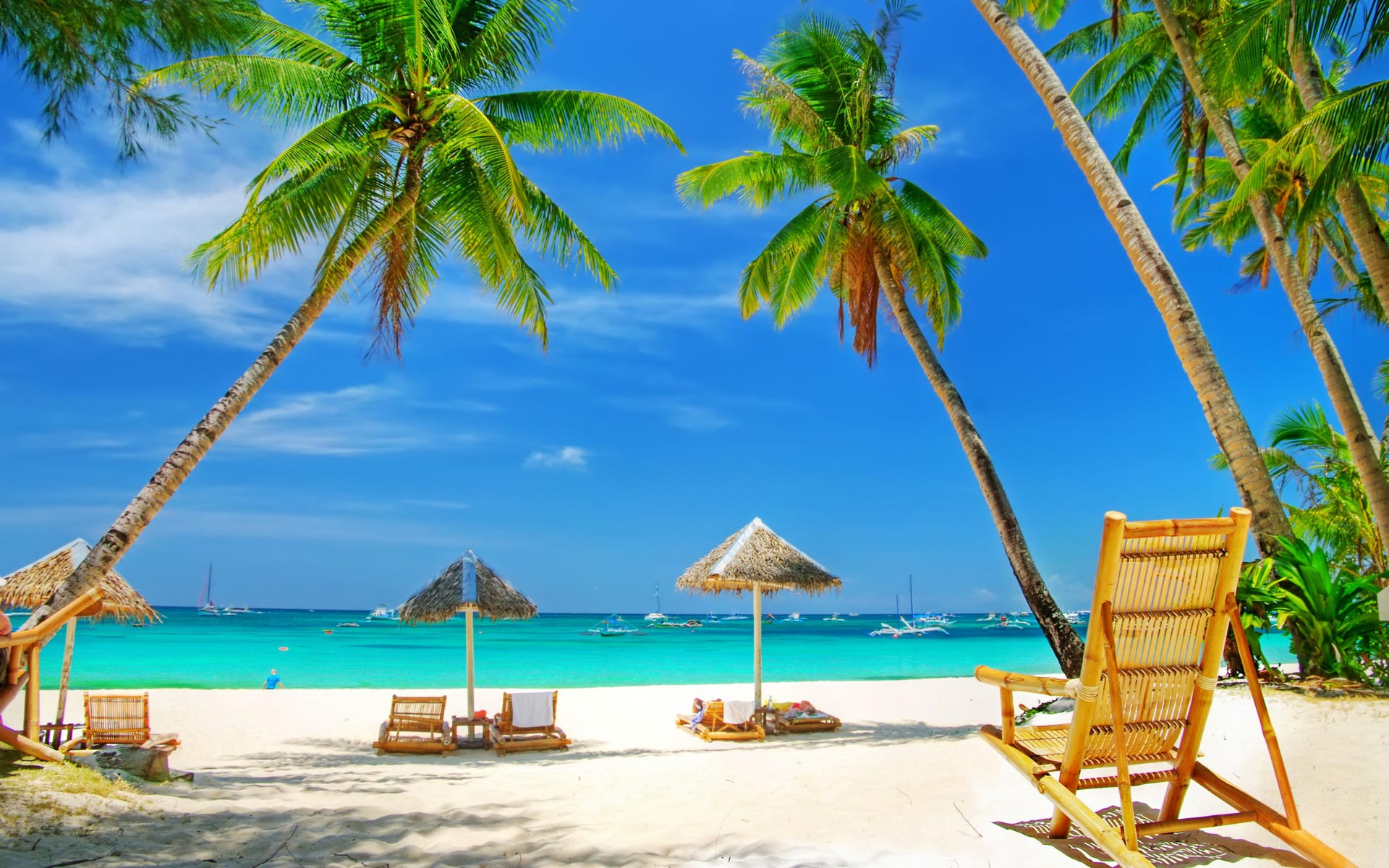 Beach Pictures Wallpaper