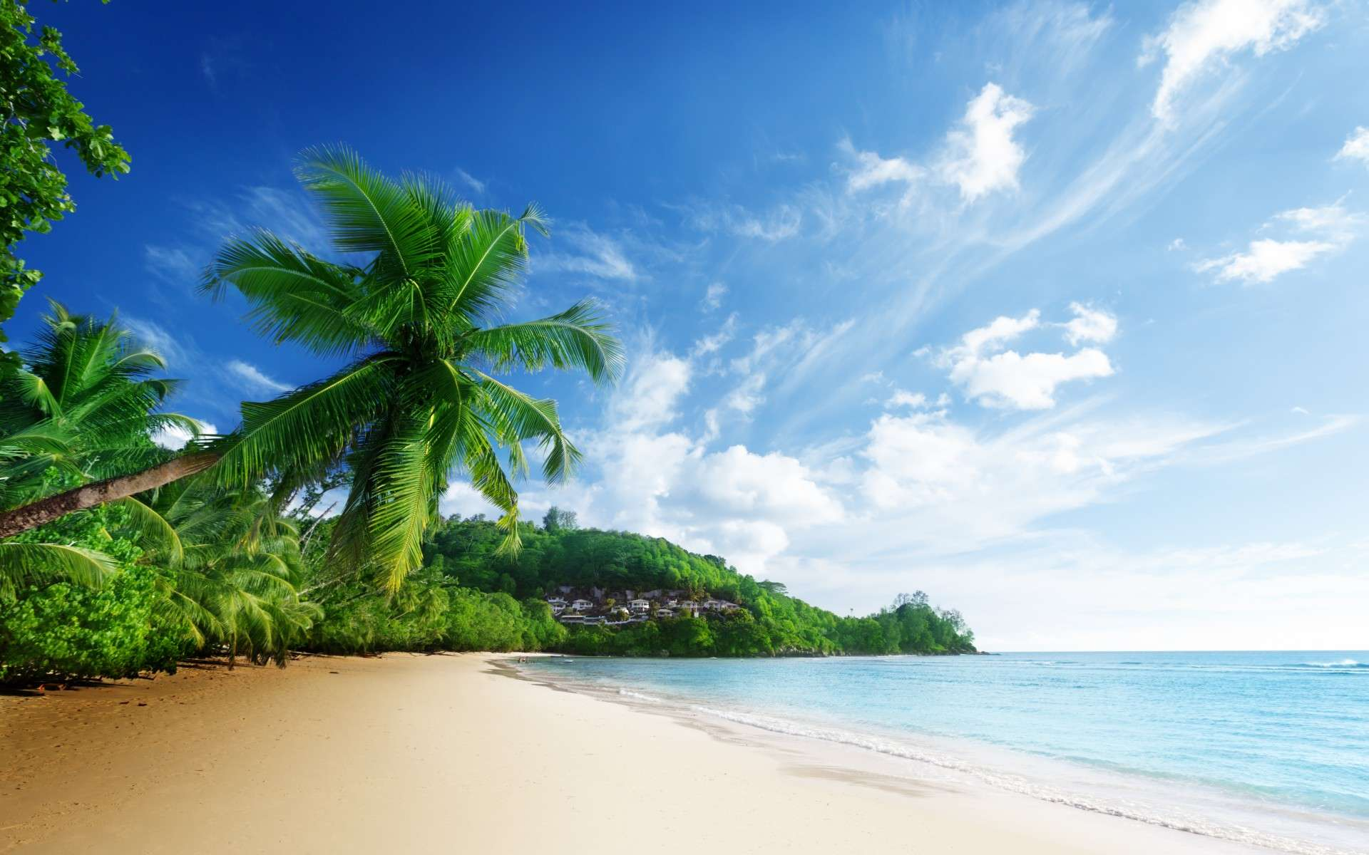 Beach Sceneries Wallpapers