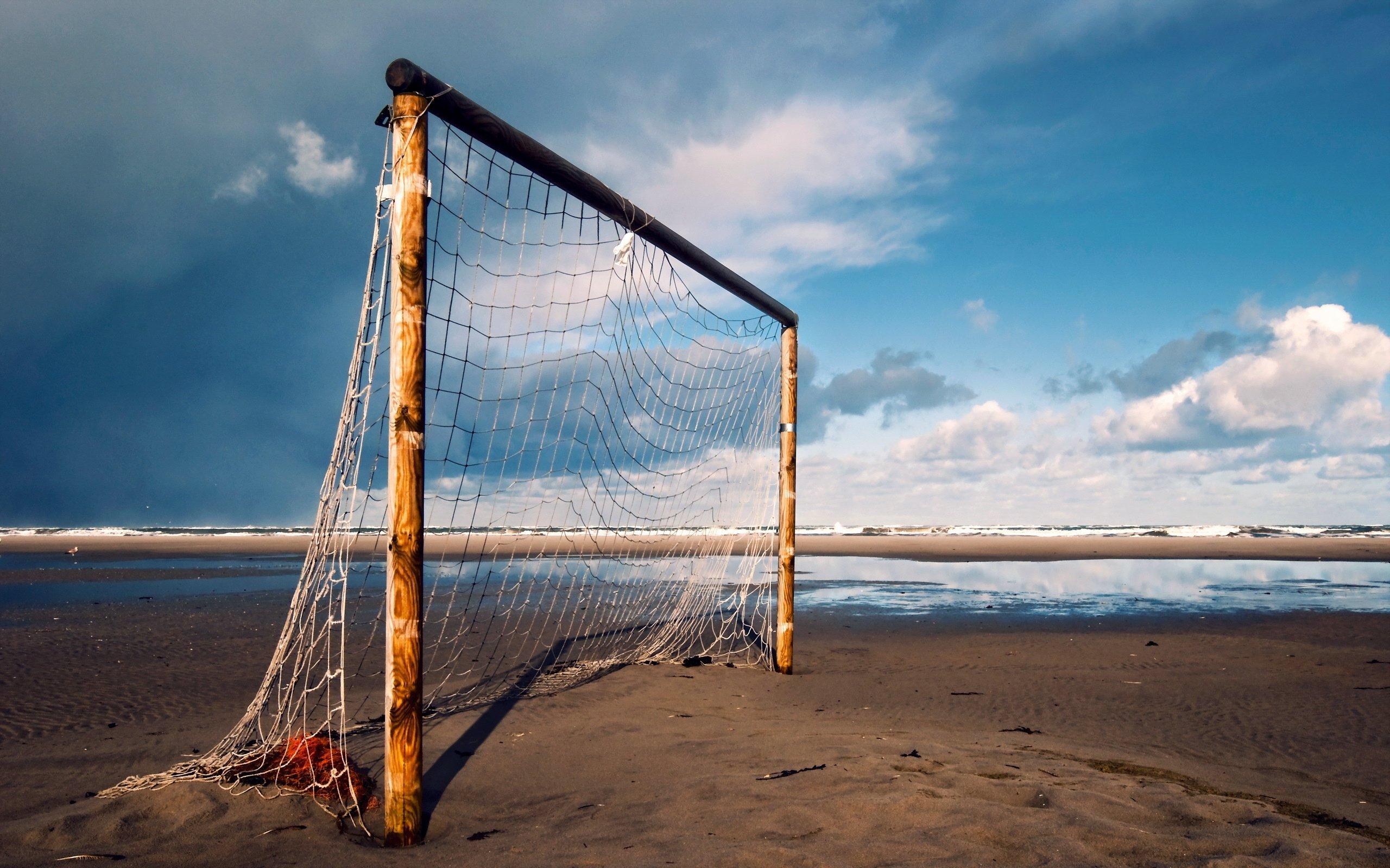 Beach Soccer Wallpaper