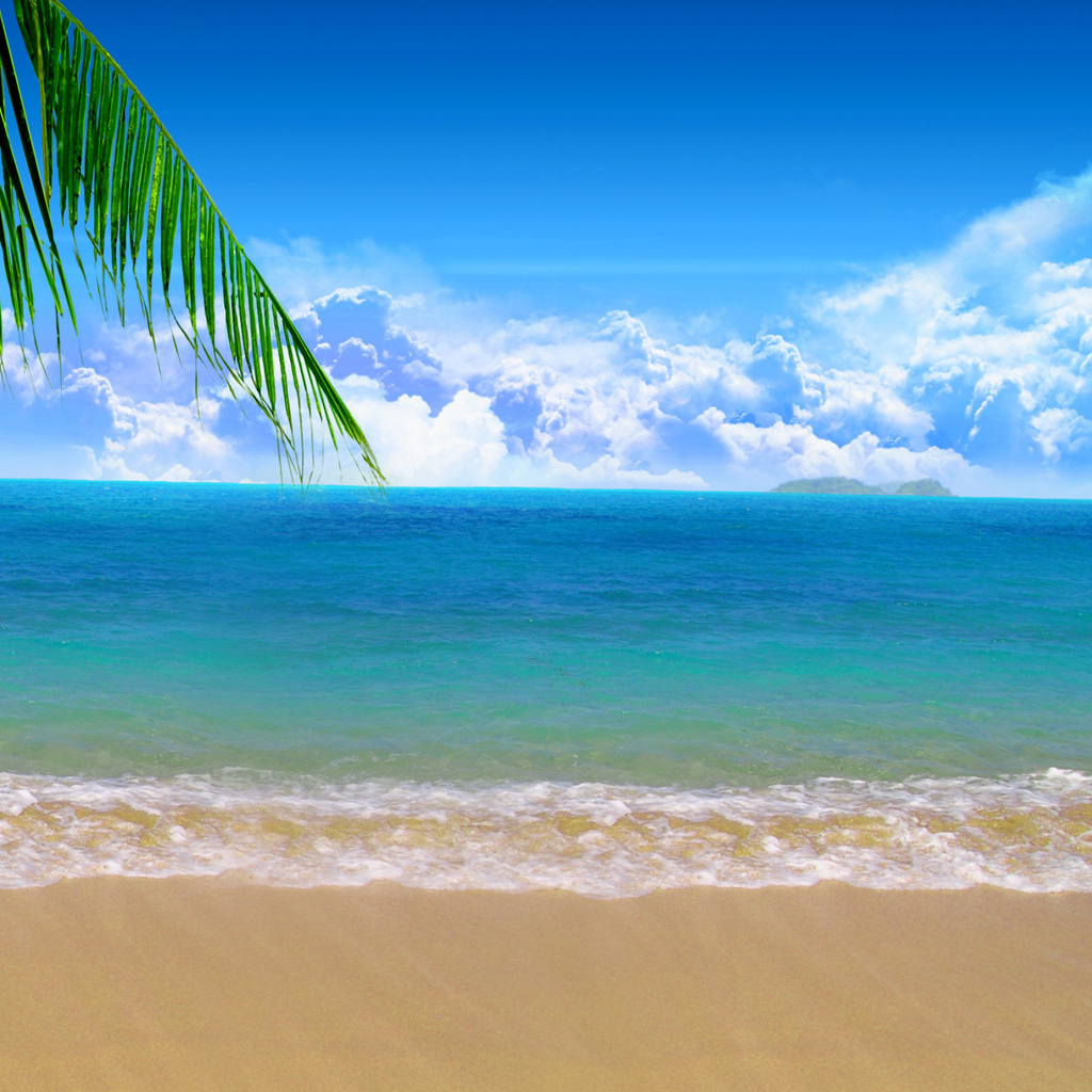Beach Wallpaper Ipad