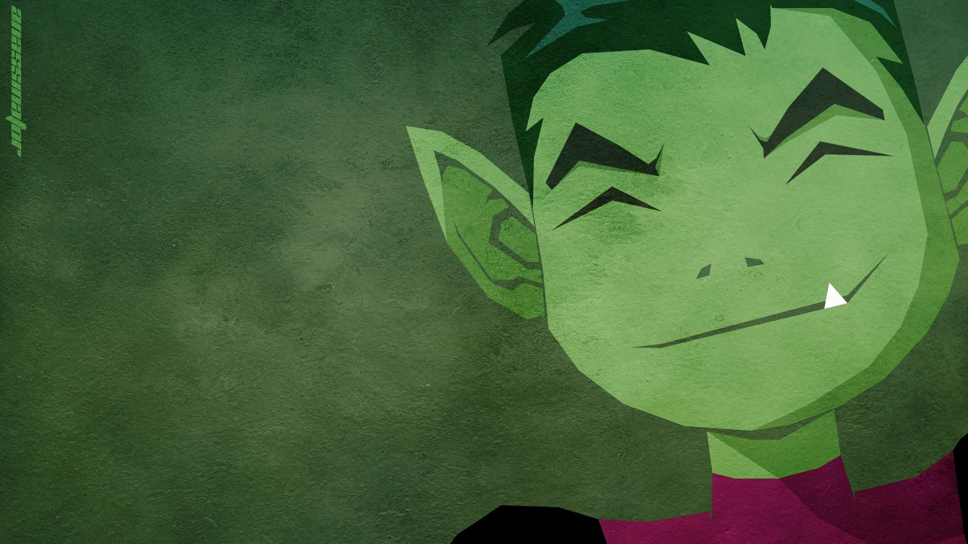 Beast Boy Wallpaper