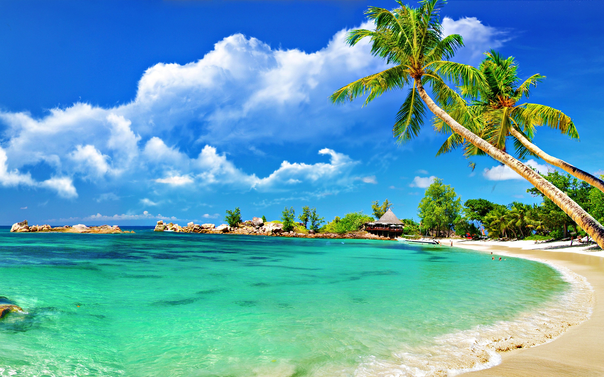 Beautiful Beach Pictures Wallpaper