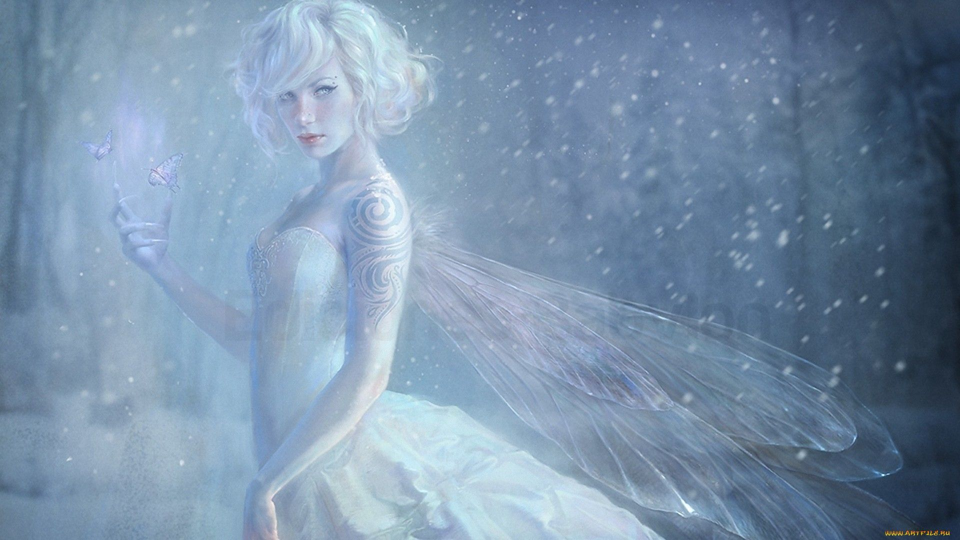 Beautiful Fairy Wallpapers