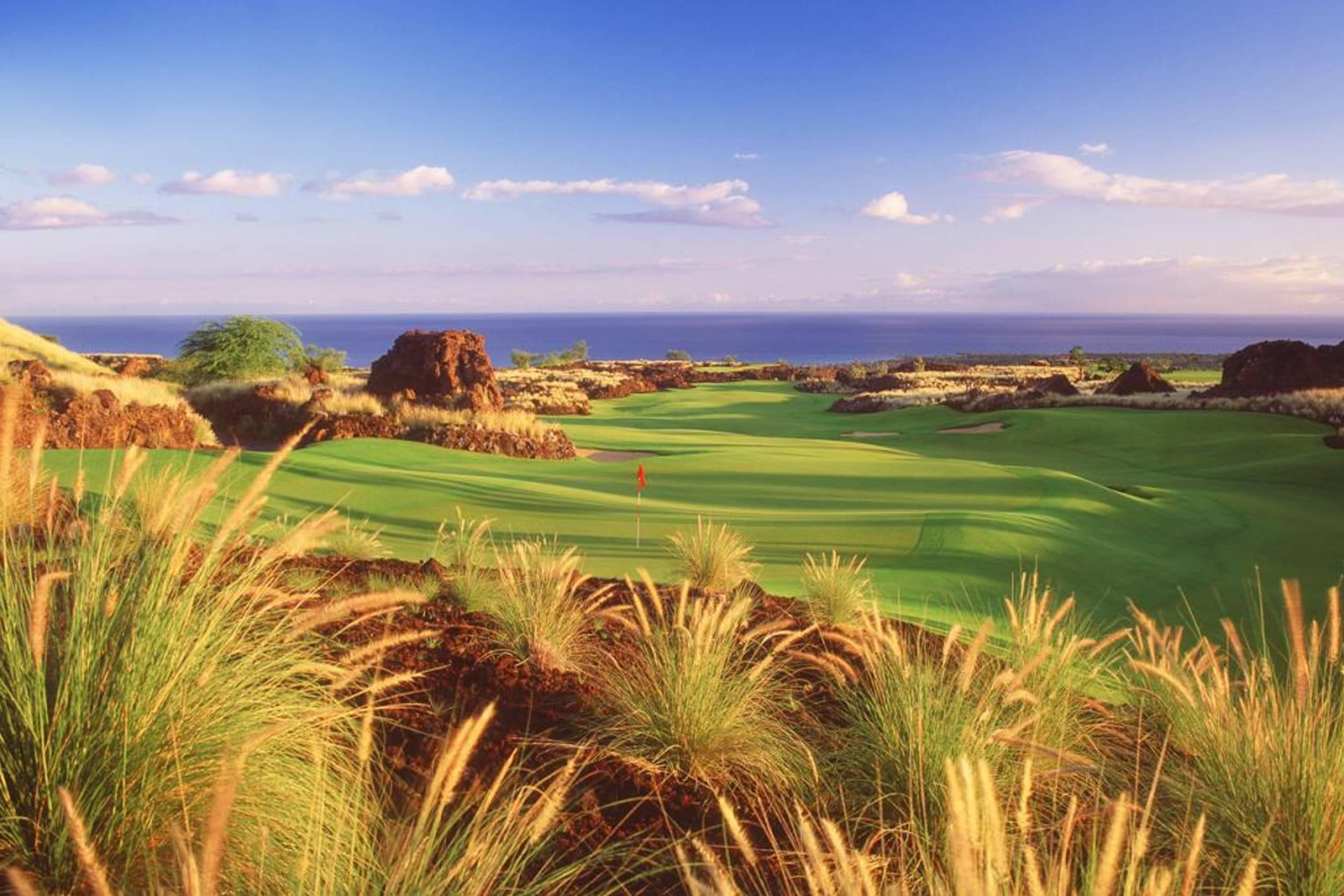 Download Beautiful Golf Course Wallpaper Gallery