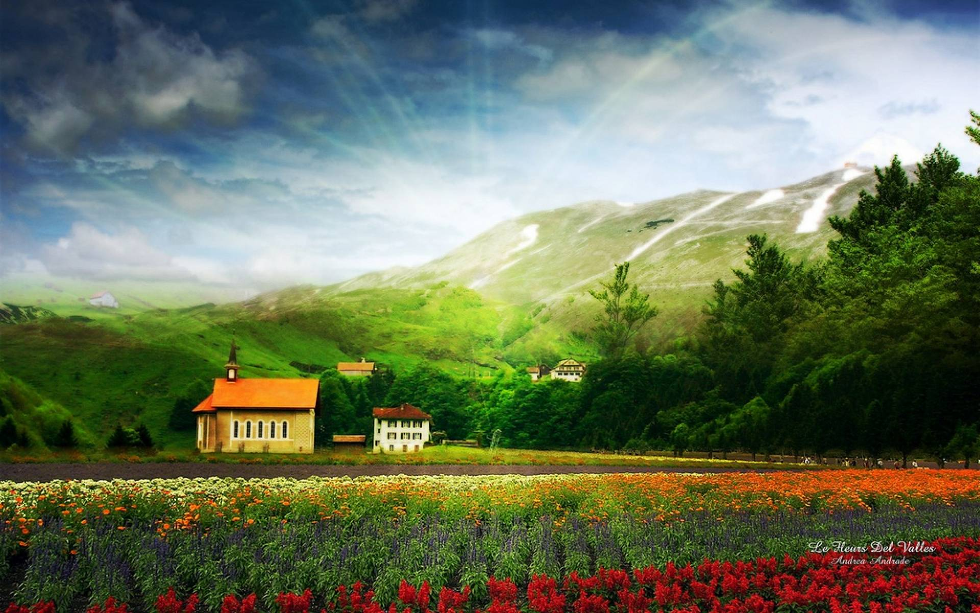 Beautiful Landscapes Wallpapers
