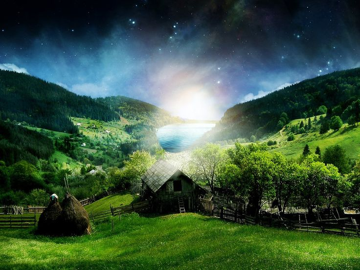 Beautiful Nature 3D Wallpapers