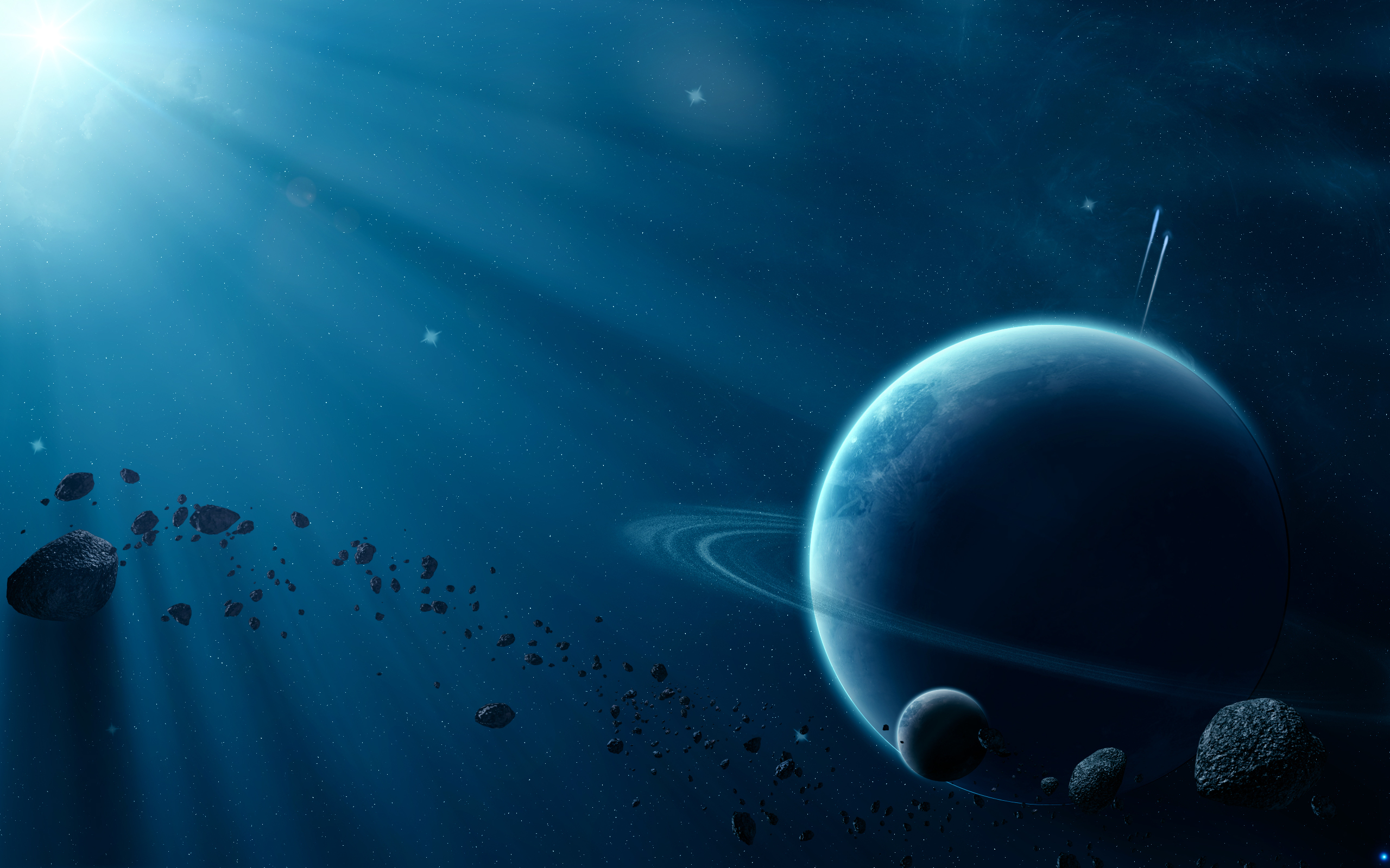Beautiful Space Pictures Wallpaper