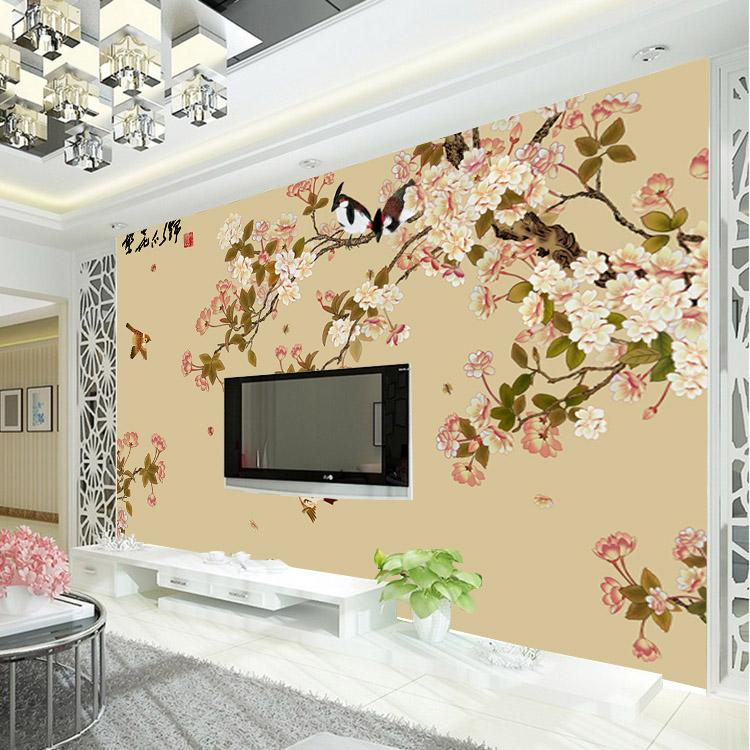 Download Beautiful Wallpaper Design For Home Decor Gallery