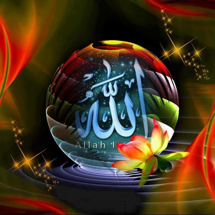 Beautiful Wallpapers Name Of Allah