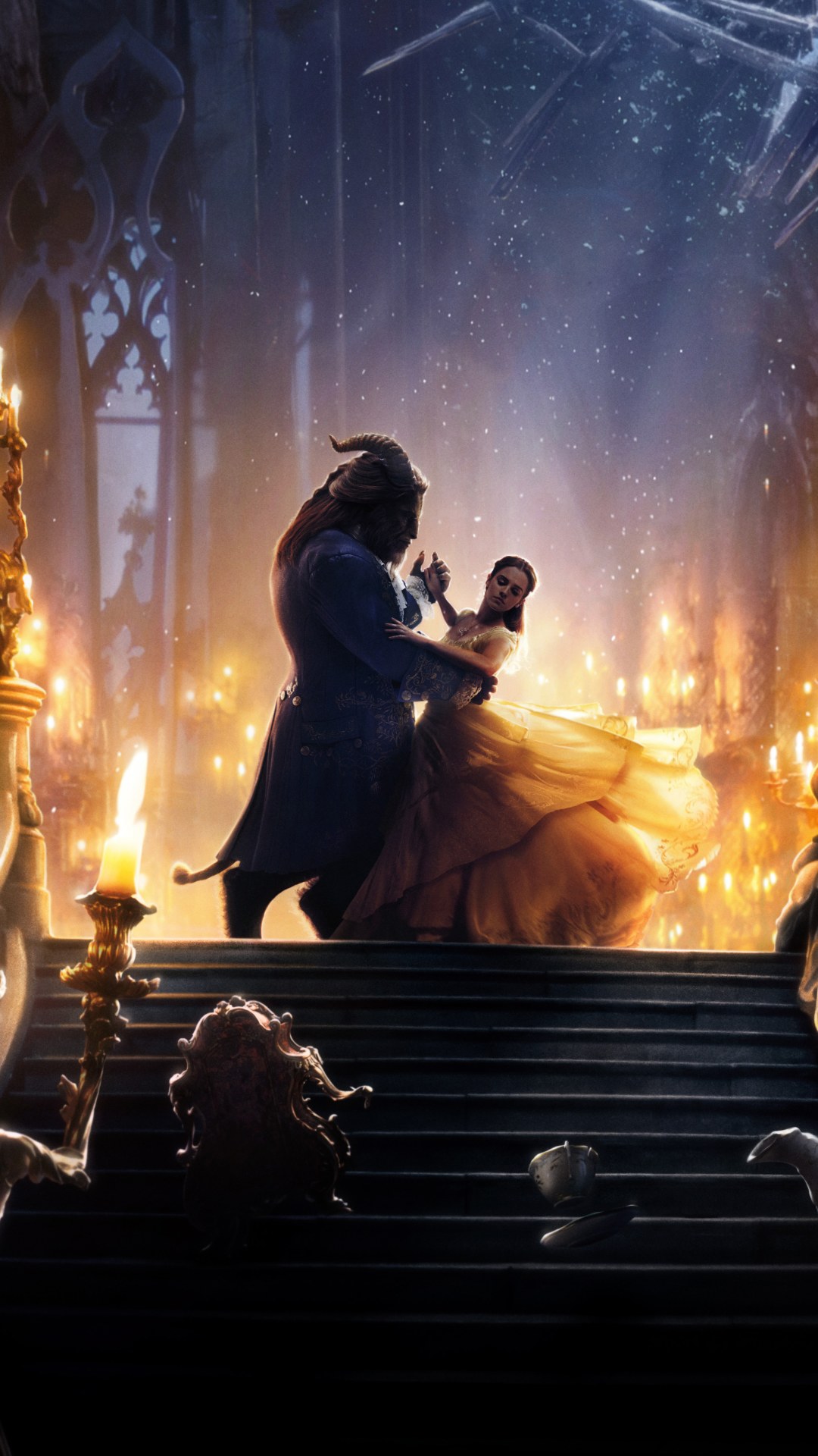 Download Beauty And The Beast Iphone Wallpaper Gallery