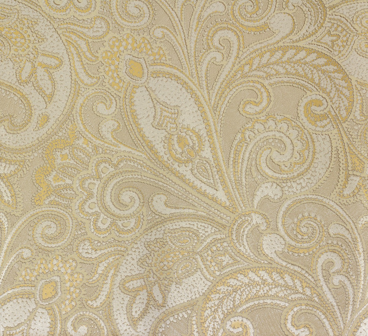 Beige Gold Wallpaper