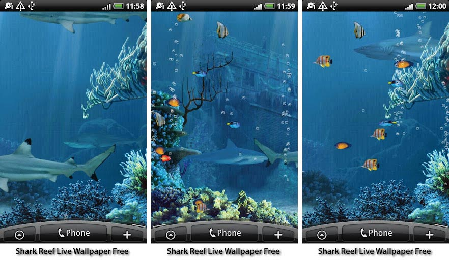 Best Aquarium Live Wallpaper For Android