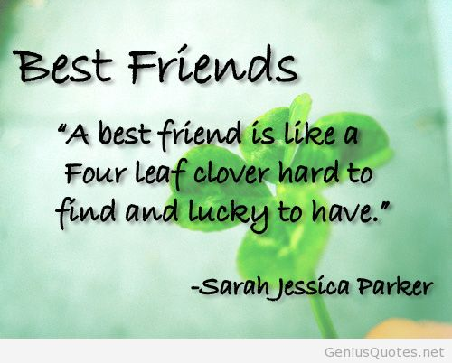 Best Friend Quotes Wallpaper