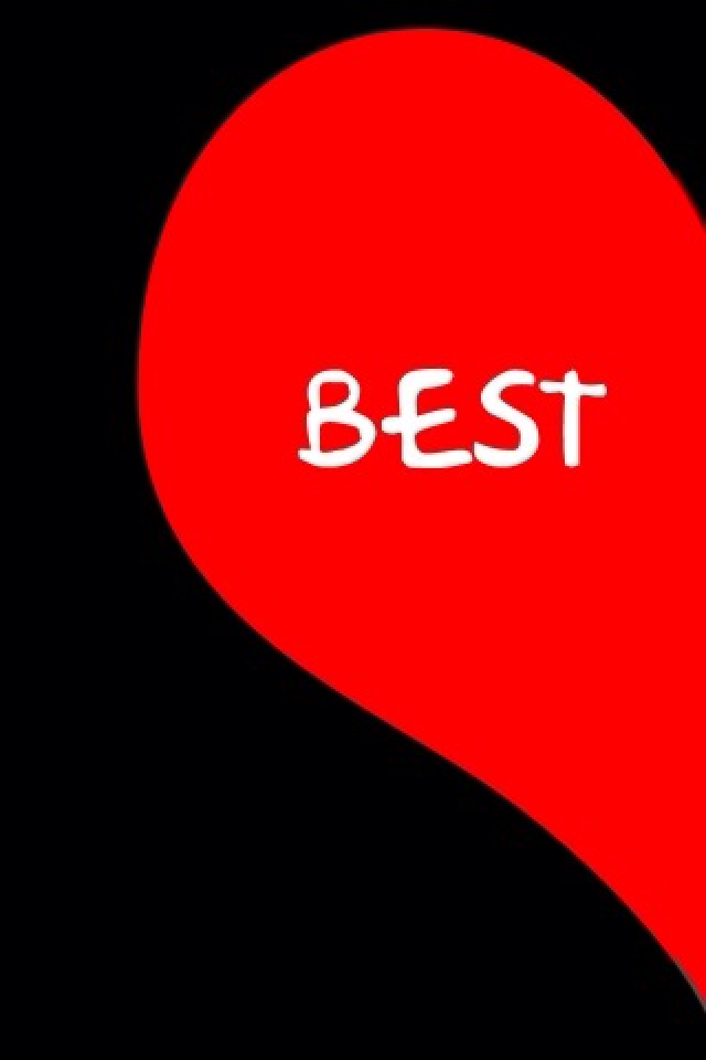 Best Friends Wallpaper Heart