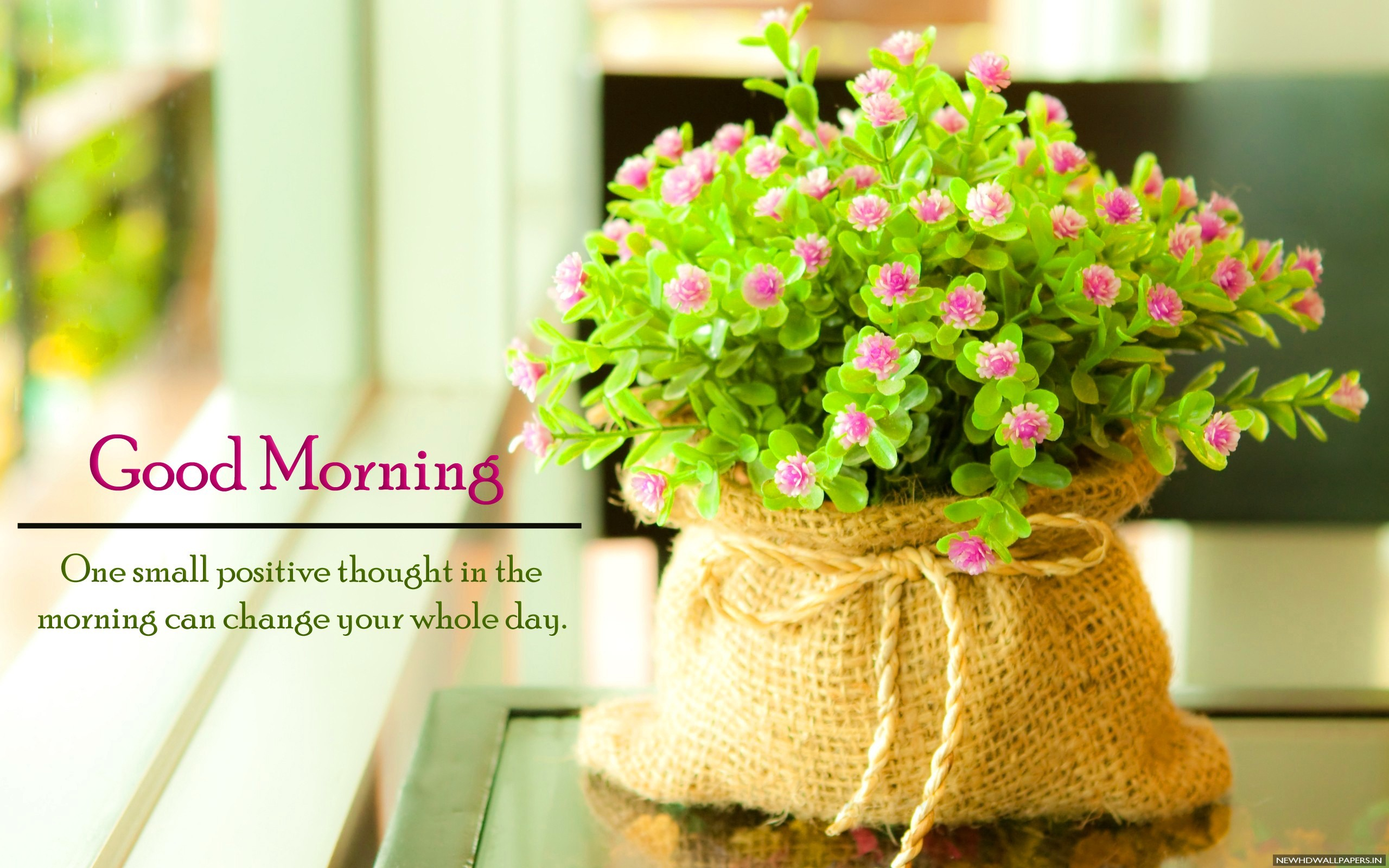 Best Good Morning Wallpapers With Quotes