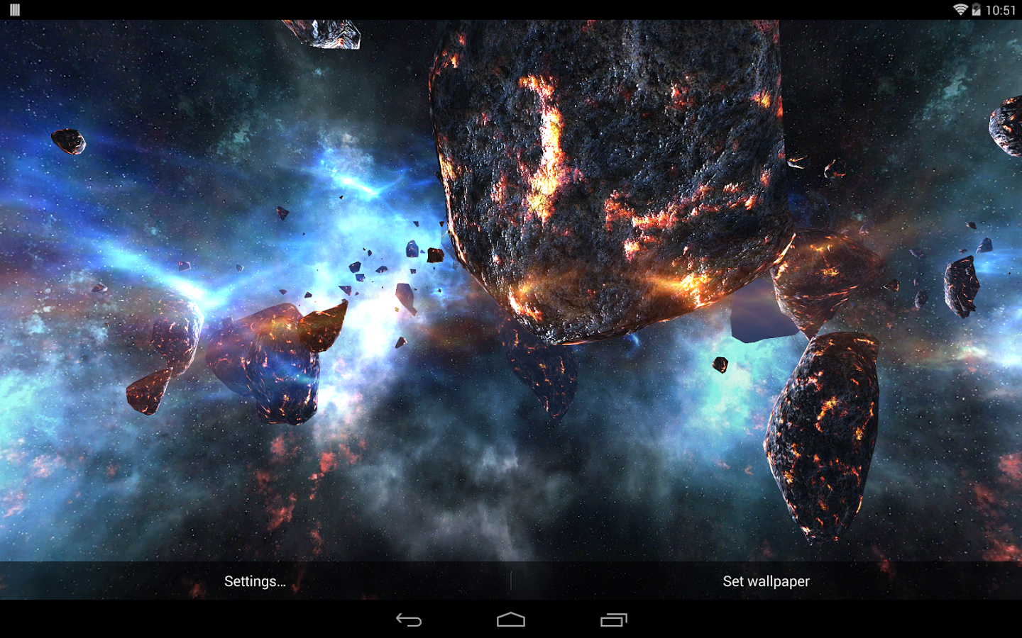 Best Interactive Wallpaper Android