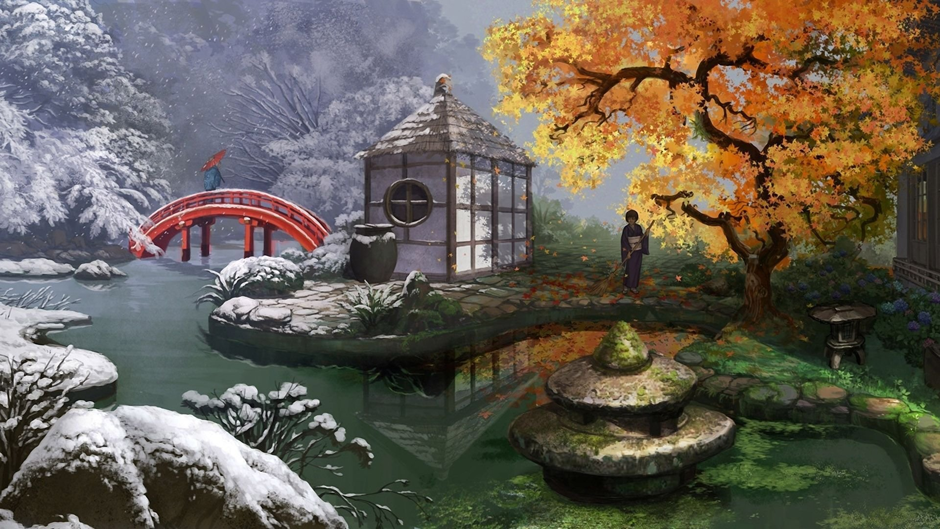 Best Japanese Wallpapers