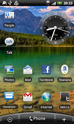 Best Live Wallpaper Android 2012