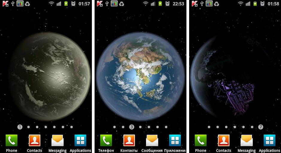 Best Live Wallpapers HD For Android