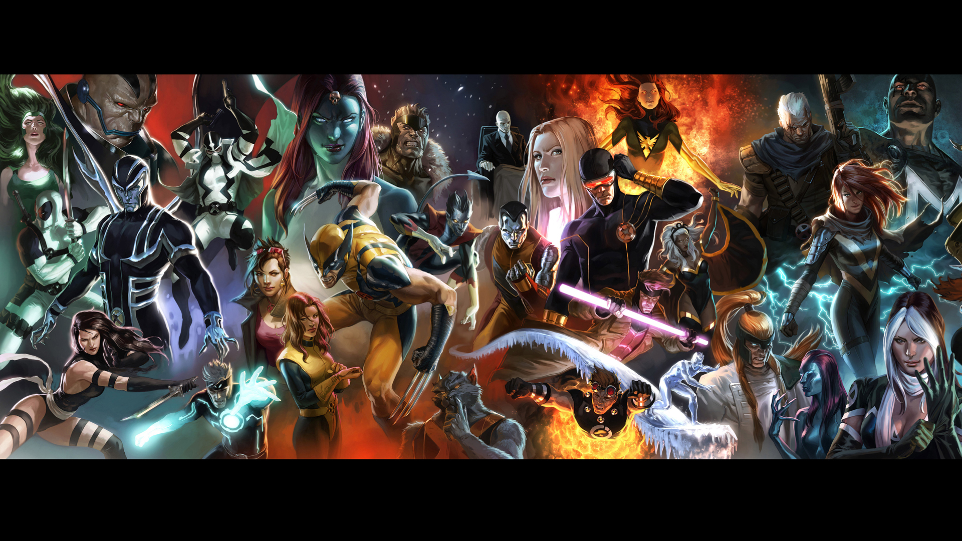 Best Marvel Wallpaper