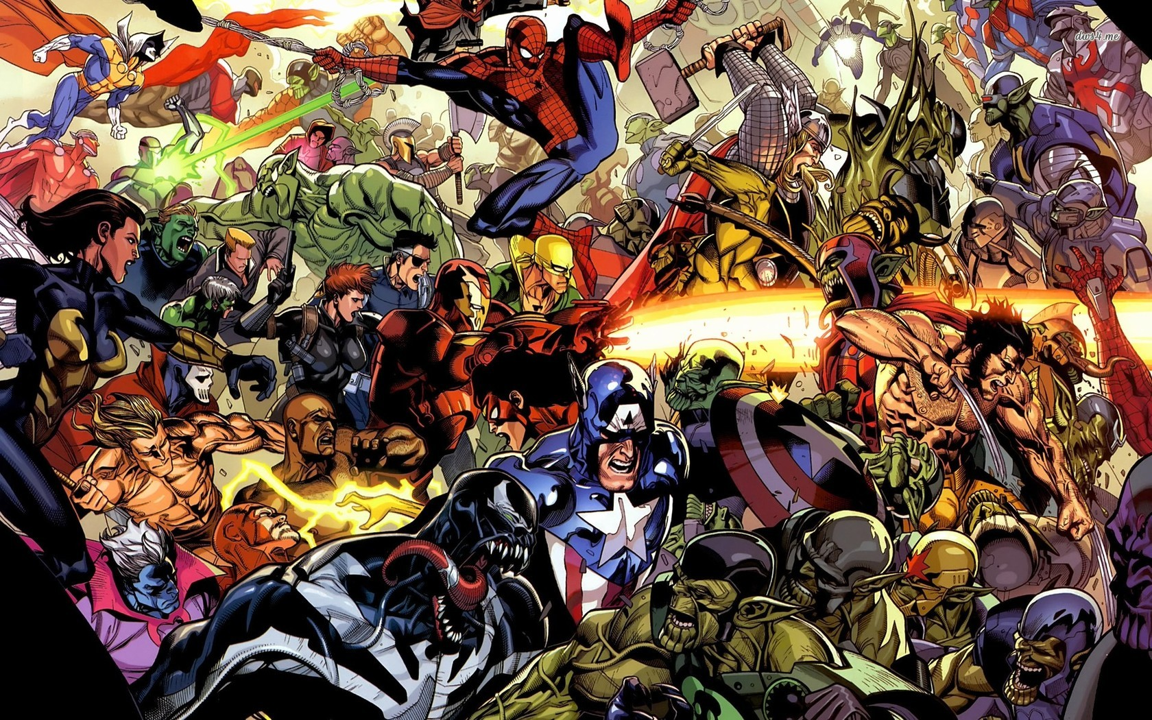 Best Marvel Wallpapers