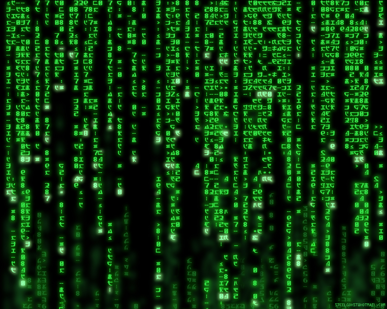Best Matrix Wallpaper