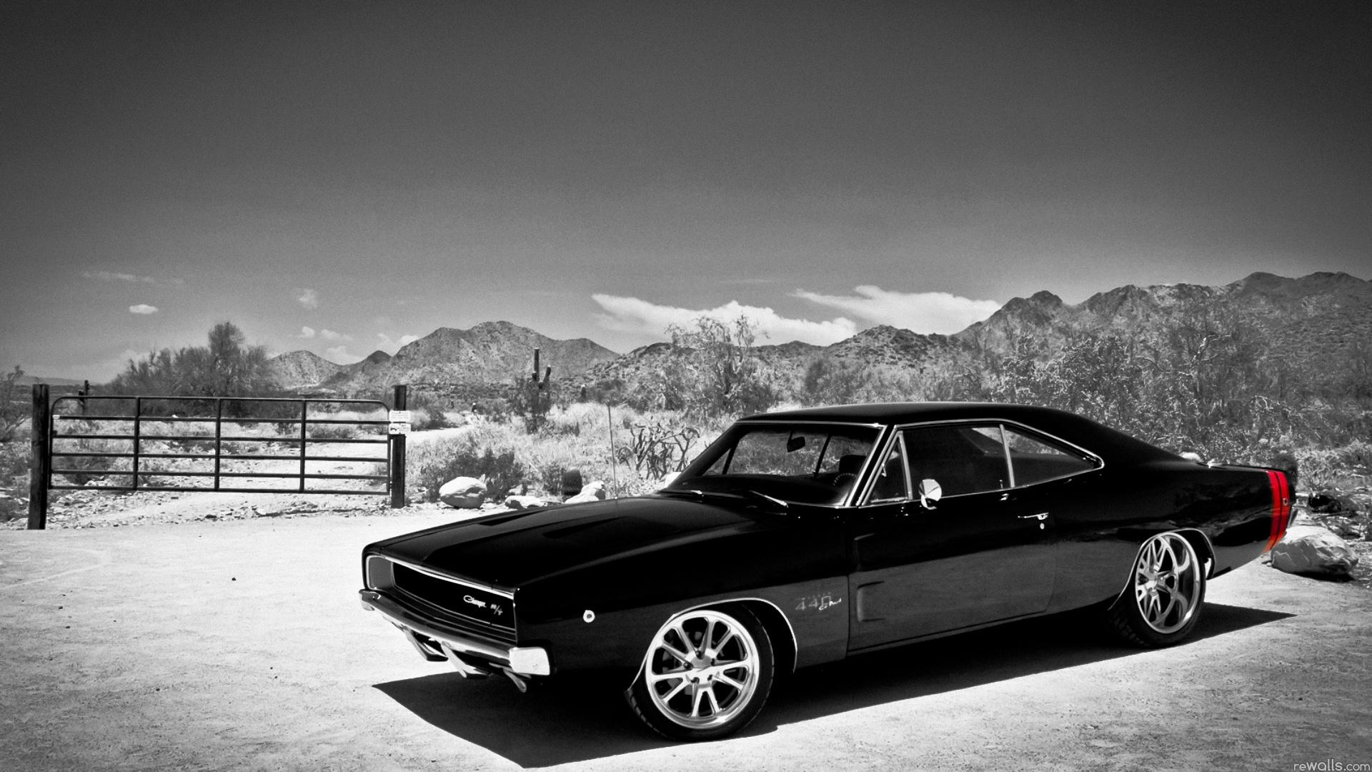 Best Muscle Car Wallpapers