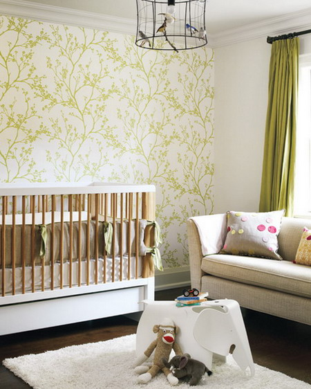 Best Nursery Wallpaper