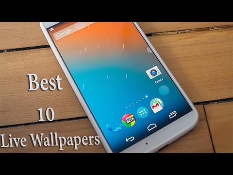 Best Paid Live Wallpaper For Android