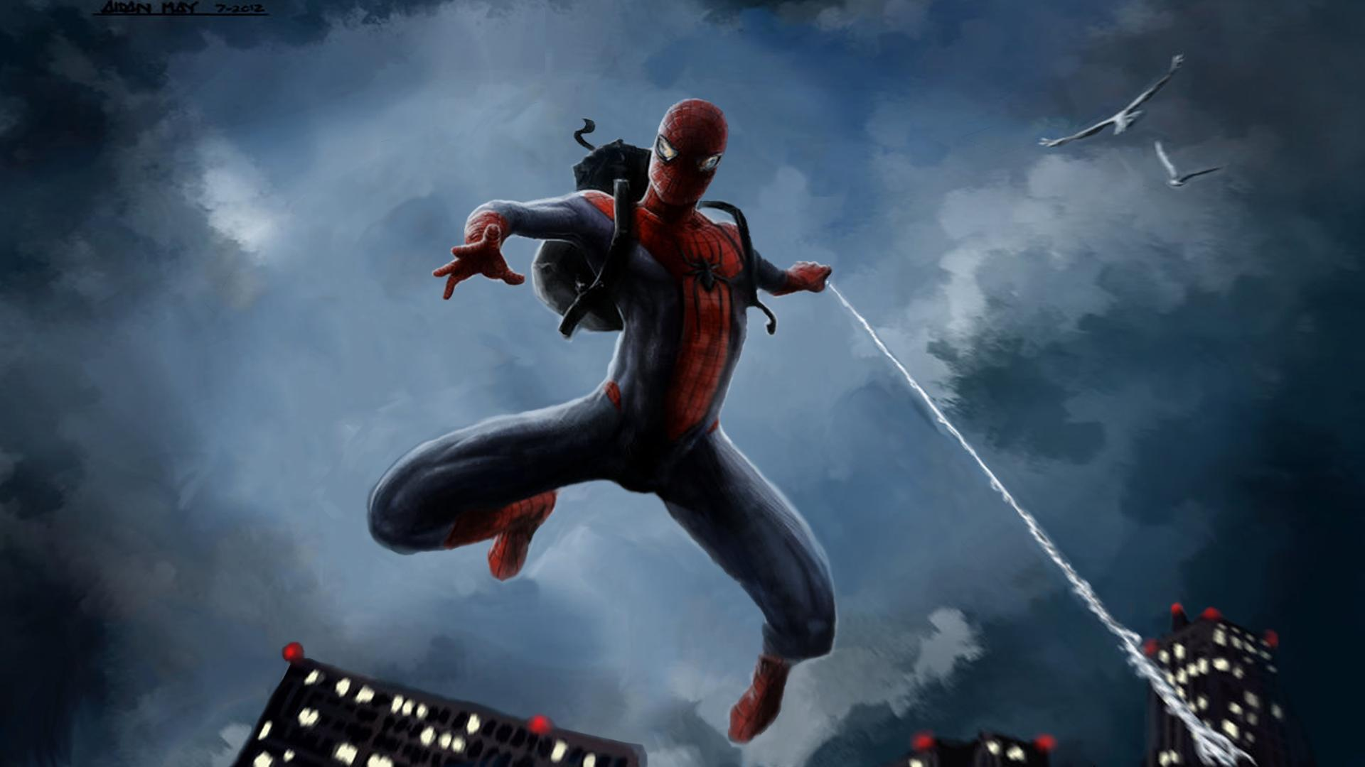 Best Spiderman Wallpapers
