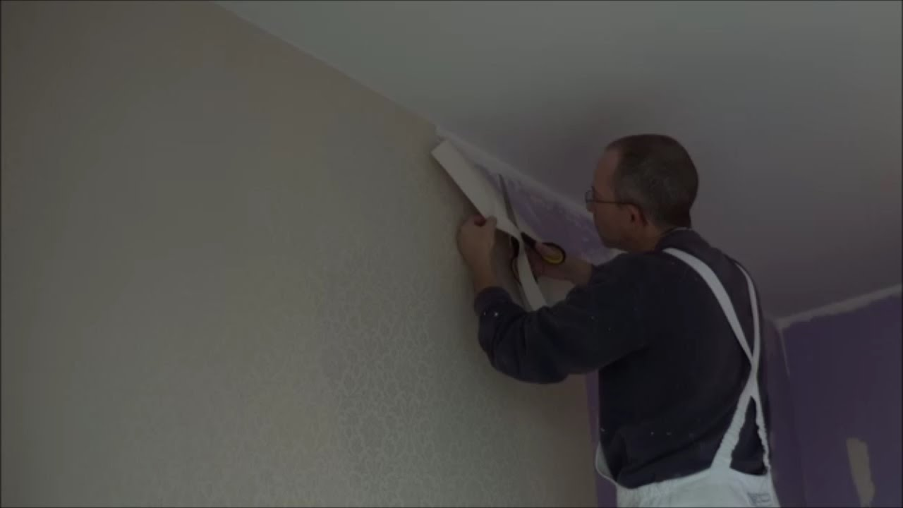 Best Way To Cut Wallpaper