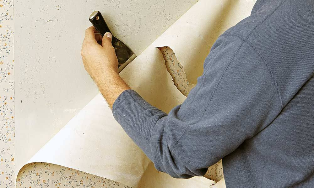 Best Way To Remove Old Wallpaper
