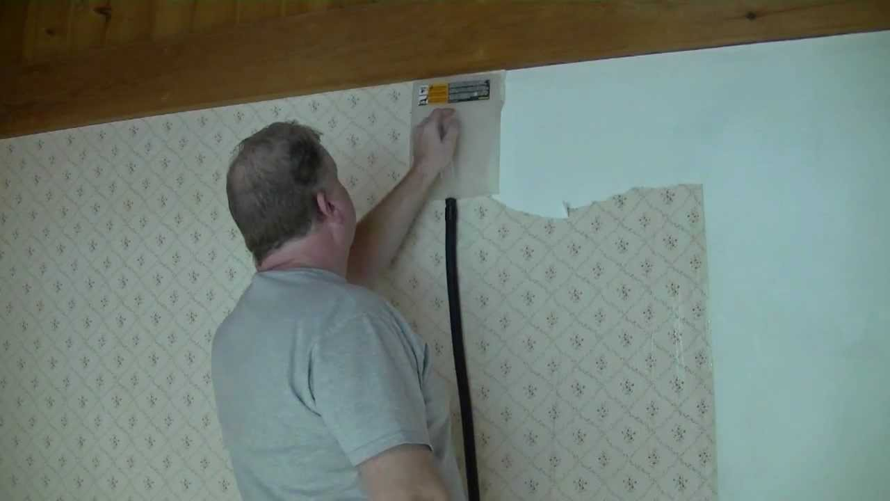simple way to remove wallpaper border