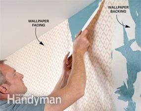 Best Way To Take Wallpaper Down