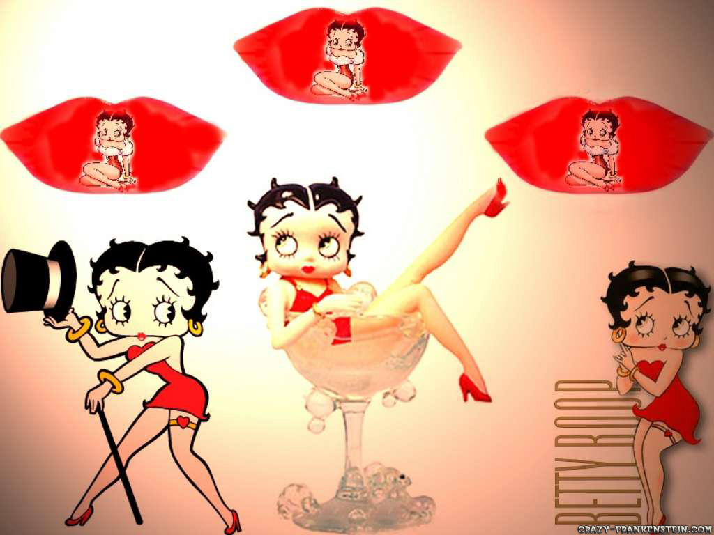 Betty Boop Wallpaper For Walls