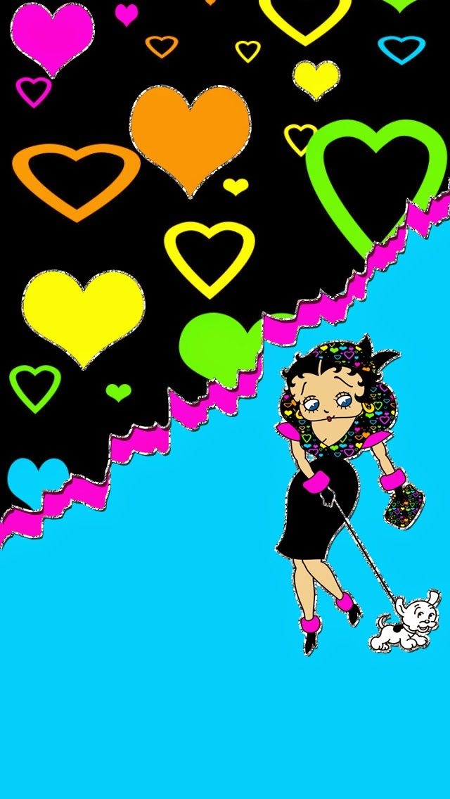 Betty Boop Wallpapers