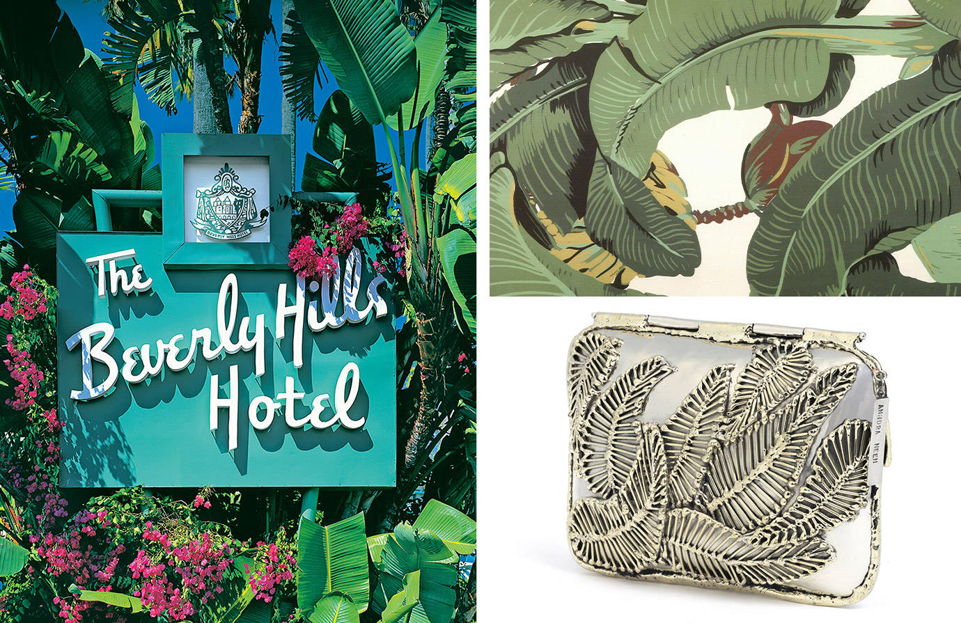 download beverly hills hotel palm wallpaper gallery