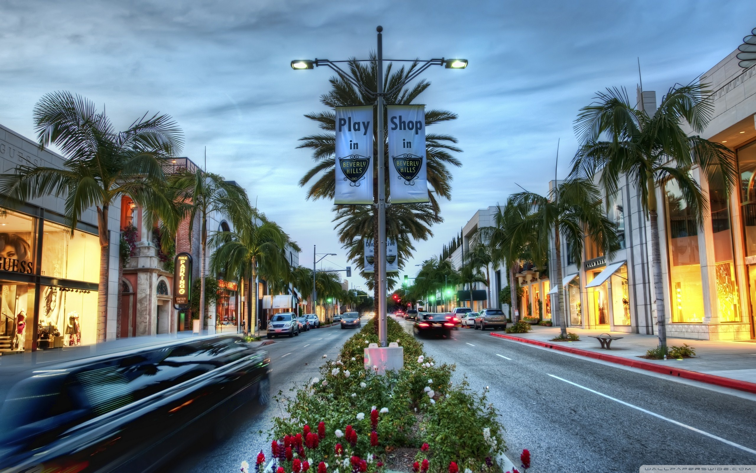 Beverly Hills Wallpaper