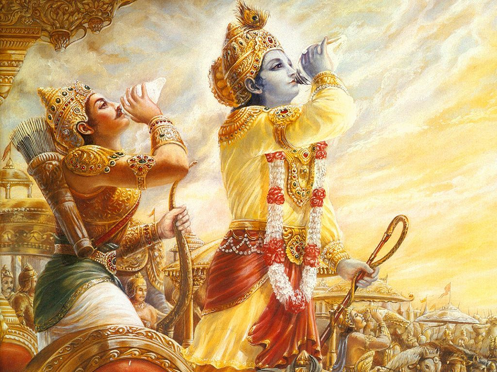 Bhagavad Gita Pictures Wallpapers
