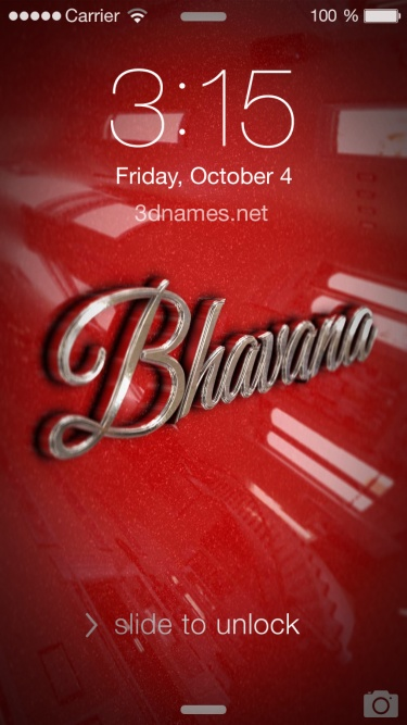 Bhawna Name Wallpaper