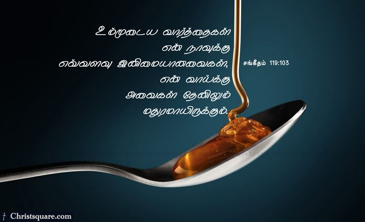Download Bible Words Wallpapers In Tamil Gallery