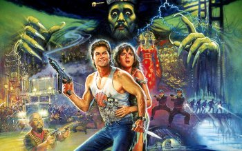 Big Trouble In Little China Wallpaper